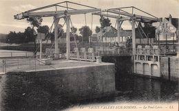 ¤¤  -    12   -  SAINT-VALERY-sur-SOMME   -  Le Pont-Levis   -  ¤¤ - Saint Valery Sur Somme