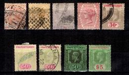 Malacca Straits Settlements Neuf Timbres Anciens 1867/1932. Bonnes Valeurs. B/TB. A Saisir! - Straits Settlements