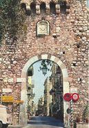 Taormina  -  Porte Catania.    Italy.  # 06411 - Italy