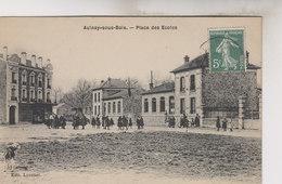 AULNAY SOUS BOIS    PLACE DES ECOLES - Aulnay Sous Bois