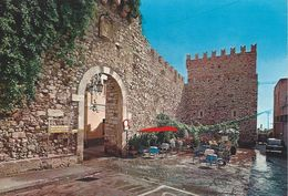 Taormina  Palazzo Duca S. Stefane E Porta Catania.     Italy.  # 06417 - Italy