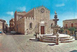 Taormina - Cattedrale E Corso Umberto.  Italy.  # 06420 - Italy