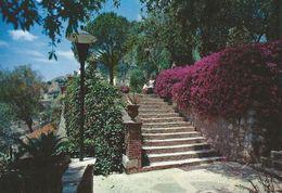 Taormina - The Public Garden    Italy.  # 06421 - Italy