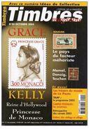 Timbres Magazine N°050 Octobre 2004 - Français (àpd. 1941)