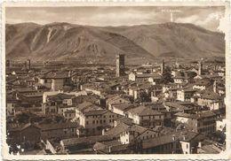 Y3788 Bassano Del Grappa (Vicenza) - Panorama Coi Suoi Gloriosi Monti / Viaggiata 1940 - Altre Città