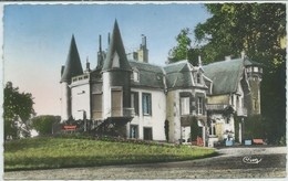 Arnay Le Duc-Environs D'Arnay Le Duc-Château De Le Fête-(CPSM) - Arnay Le Duc
