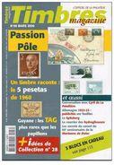 Timbres Magazine N°066 Mars 2006 - Français (àpd. 1941)
