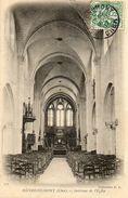 HENRICHEMONT - 18 - Intérieur Eglise - 73856 - Henrichemont