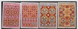 Marocco/Maroc: Artigianato, Cinture Di Fez, Artisanat, Ceintures De Fès, Crafts, Belts Of Fez - Tessili