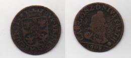 + FRANCE + LIARD DE GONZAGUES1602 + - 987-1789 Monnaies Royales