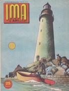 Journal IMA L' Ami Des Jeunes N°57 Mer Phare Maric Pellos Erik Matt - Autre Magazines