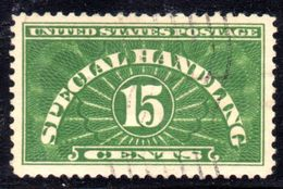 XP3142 - STATI UNITI 1925 Special Handling , Pacchi  Yvert N.  19  Usato . - Other