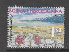 TIMBRE NEUF DE BOSNIE-HERZEGOVINE - EUROPA 1999 : RESERVES ET PARCS NATURELS, TORRENT N° Y&T 293 - Europa-CEPT