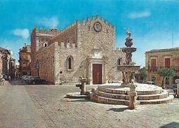 Taormina  Cattedrale E Corso Umberto   Italy.  # 06430 - Italy