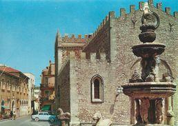 Taormina  Il Doumo VIII Secolo.    Italy.  # 06431 - Italy