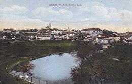 Ansichtskarte Waidhofen A.d. Thaya - Waidhofen An Der Thaya