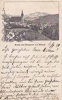 Ansichtskarte-  Purgstall An Der Erlauf - Purgstall An Der Erlauf