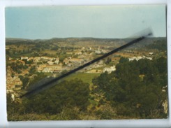 CPM  Abîmée - Barjols -(83) - La Ville Haute - Barjols