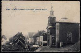 DIEST - Montagne Et Chapelle De Tous Les Saints - Niet Courant - Diest