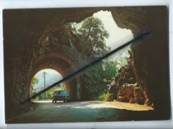 CPM  - Barjols En Provence -(Var ) - Sous Les Voutes Du Tunnel Routier - Barjols