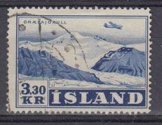 ISLANDIA 1952 AEREO - 29 USADO - Poste Aérienne