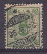 ISLANDIA 1876/01 SERVICIOS - 8 USADO - Altri
