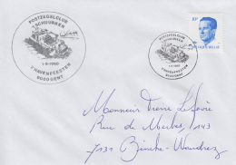 Enveloppe (1990-09-01, 9000 Gent) - Bateau Anti-pollution - PL - Poststempels/ Marcofilie
