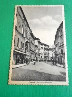 Cartolina Treviso - Via Vittorio Emanuele 1942 - Treviso