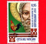 Nuovo - MNH - VATICANO - 2017 - 1950º Anniversario Del Martirio Di S.Pietro E S.Paolo - S.Pietro  - 0.95 - Ungebraucht