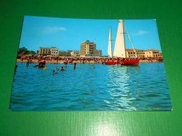 Cartolina Marebello - Veduta Dal Mare 1971 - Rimini