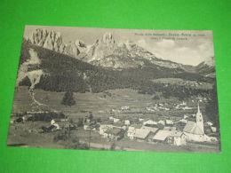 Cartolina Pozza Perra Verso I Dirupi Di Larsech 1937 - Trento
