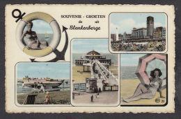 64857/ BLANKENBERGE, Groeten Uit - Blankenberge