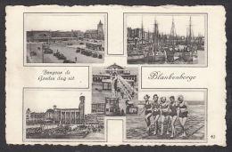 64858/ BLANKENBERGE, Goeden Dag Uit - Blankenberge
