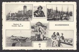64859/ BLANKENBERGE, Goeden Dag Uit - Blankenberge