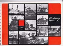 HOVERCRAFT>SR N5>SR N6>WINCHESTER CLASS - Advertising