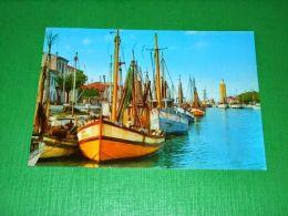 Cartolina Rimini - Porto Canale 1968 - Rimini