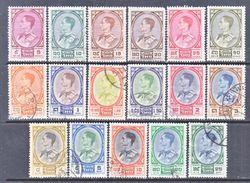 THAILAND  348-62  Less 362A    (o) - Thailand