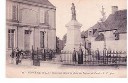 Corné - Monument élevé à La Gloire Des Enfants De Corné - France