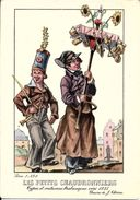 Types Et Costumes Brabançons Vers 1835, Dessins De James Thiriar : Les Petits Chaudronniers. CPSM. - Belgique