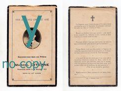 Riom Ou Environs, Mémento De Marcel Citerne, 19/12/1918, 27 Ans, Souvenir Mortuaire à Localiser - Images Religieuses