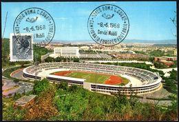 ITALIA ROMA 1968 - CAMPIONATO EUROPEO DI FOOTBALL - Fußball-Europameisterschaft (UEFA)