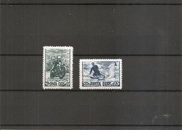 Russie ( 1190/91 X-MH) - 1923-1991 UdSSR