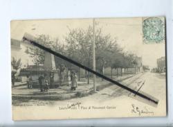 CPA  - Lauris  -  1601 - Place & Monument Garnier - Andere Gemeenten