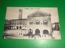 Cartolina Treviso - Piazza Dei Signori 1920 Ca - Treviso
