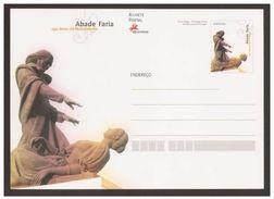 PORTOGALLO 2006  Abbé Faria Hypnose - Alexandre Dumas - Postal Stationary Nuova - Entiers Postaux