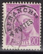 FRANCE  1922 / 1947 - Y.T. N° 78  - OBLITERE ... K286 - 1893-1947