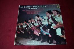 LE BALLET SOVIETIQUE MOISSEIEV ° TROIS DANSES POPULAIRES DE L'URSS - World Music