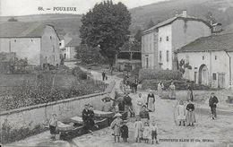 88)  POUXEUX - Pouxeux Eloyes