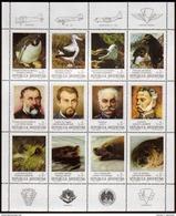 Argentina - 1983 - Faune Antarctique - Penguins - Gaviotas - Lobos Et Lions De Mer - Yvert 1392 / 1403 - Antarctic Wildlife