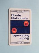 BOULE NATIONALE ( Sigaret ) : JOKER ( Detail - Zie Foto´s Voor En Achter ) !! - Playing Cards (classic)